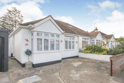 2 Bedrooms Bungalow for sale in Southend-On-Sea, ., Essex