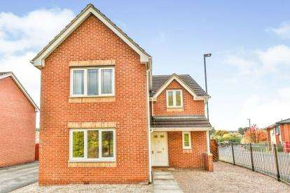 4 Bedrooms Detached House for sale in Chambers Grove, Chapeltown, Sheffield, South Yorkshire
