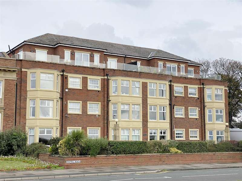 2 Bedrooms Apartment Flat for sale in The Heritage, Central Beach, Lytham