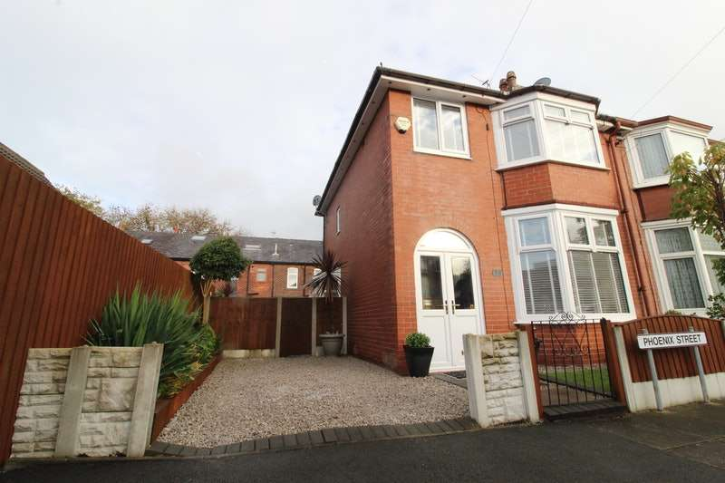 3 Bedrooms Semi Detached House for sale in Phoenix Street, Bolton, Greater Manchester, BL4
