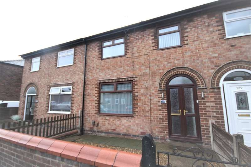 3 Bedrooms Terraced House for rent in Thelwall Lane, Warrington, WA4
