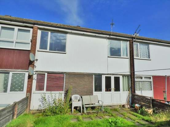 3 Bedrooms Terraced House for sale in Buckley View, Rochdale, Greater Manchester, OL12 9EA