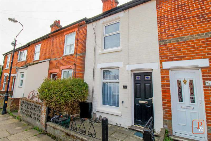 3 Bedrooms Terraced House for sale in Lisle Road, New Town, Colchester, CO2
