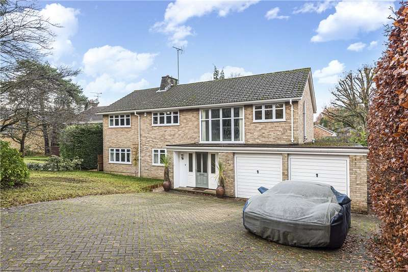 6 Bedrooms Detached House for sale in Green Hill Road, Camberley, Surrey, GU15