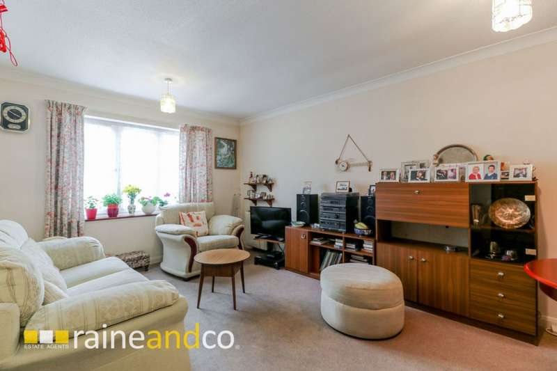 2 Bedrooms Apartment Flat for sale in Ashley Court, Hatfield, AL10