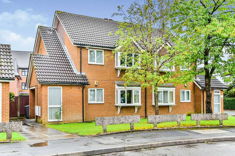 2 Bedrooms Apartment Flat for sale in Carrgreen Close, Manchester, Greater Manchester, M19