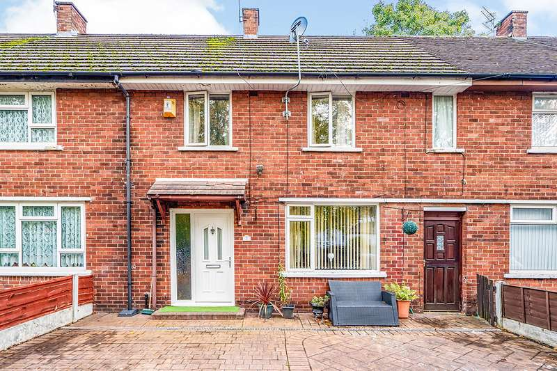 3 Bedrooms Property for sale in Vicarage Close, Salford, M6