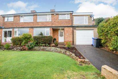 4 Bedrooms Semi Detached House for sale in Hallamshire Close, Sheffield, South Yorkshire