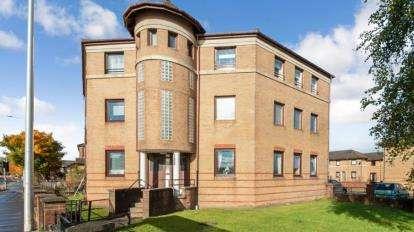 1 Bedroom Flat for sale in Dalmarnock Road, Glasgow, Lanarkshire