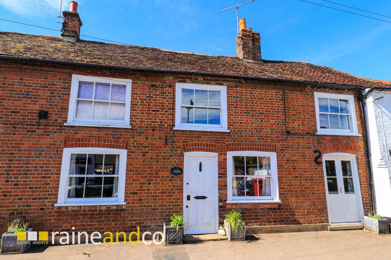 3 Bedrooms Cottage House for sale in High Street, Codicote, SG4