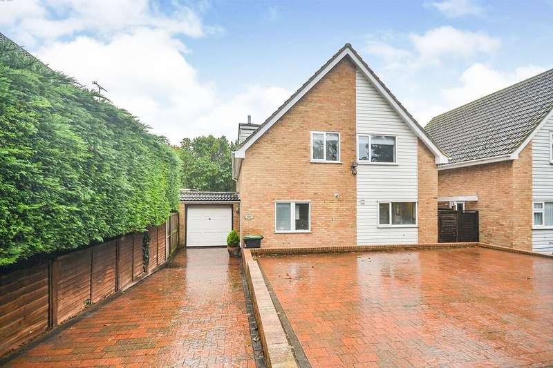 3 Bedrooms Detached House for sale in Kingfisher Walk St. Peters Road, Broadstairs, CT10