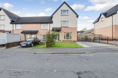 4 Bedrooms End Of Terrace House for sale in Standburn Road, Balornock