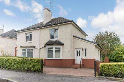 2 Bedrooms Semi Detached House for sale in Turret Road, Knightswood