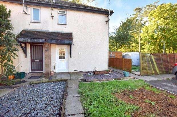 2 Bedrooms Terraced House for sale in S/O Cash Deposit 57,000 Min, Derwent Road, Highwoods