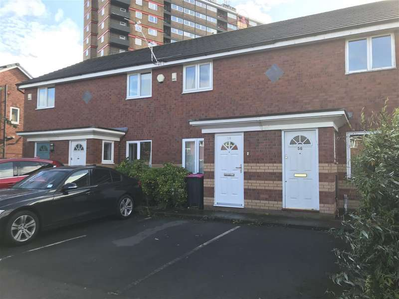 2 Bedrooms Terraced House for sale in Angora Drive, Salford