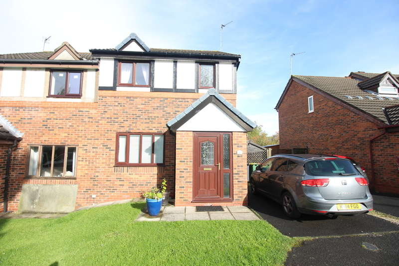 3 Bedrooms Semi Detached House for sale in Steeple View, Ashton-on-ribble