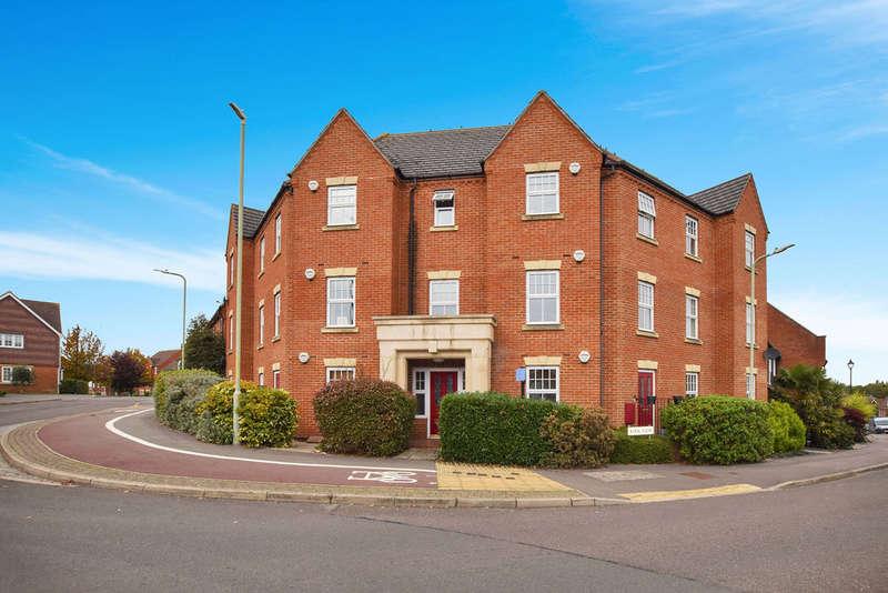 2 Bedrooms Flat for sale in Kirk View, Ashford