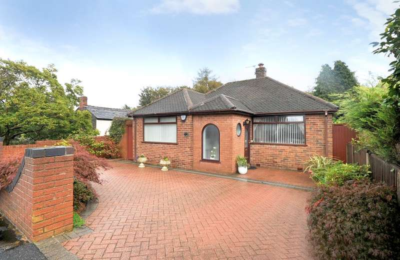 2 Bedrooms Detached Bungalow for sale in Moss Bank Road, St Helens, WA11