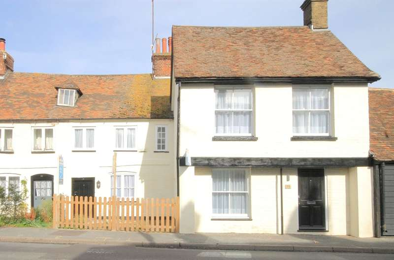 4 Bedrooms Terraced House for sale in Ospringe Street, Faversham