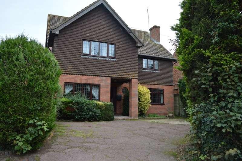6 Bedrooms Detached House for sale in 215 Faversham Road, Kennington, Ashford, Kent