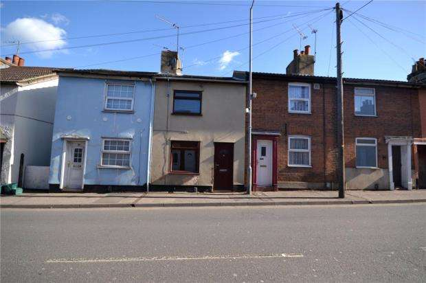 2 Bedrooms Terraced House for sale in Brook Street, Colchester, Essex