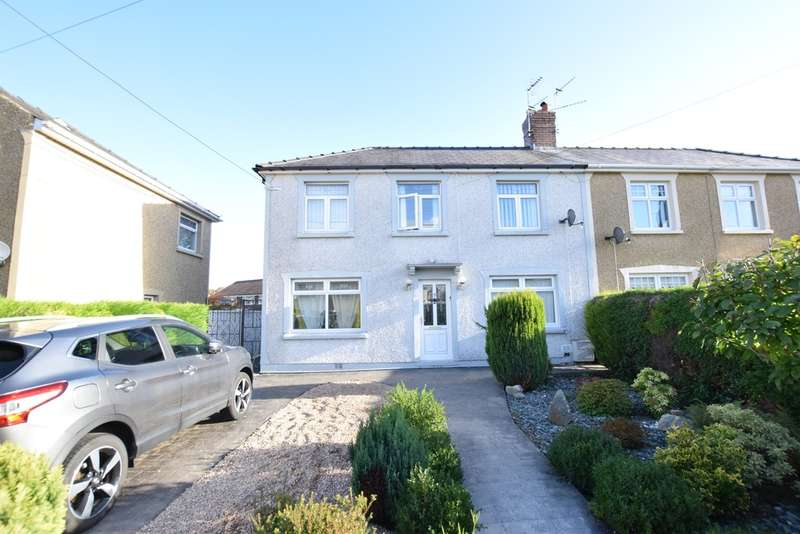 3 Bedrooms Semi Detached House for sale in Greenwood Road, Blackwood