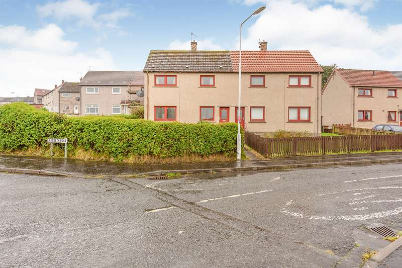 2 Bedrooms Semi Detached House for sale in Skye Road, Dunfermline, KY11