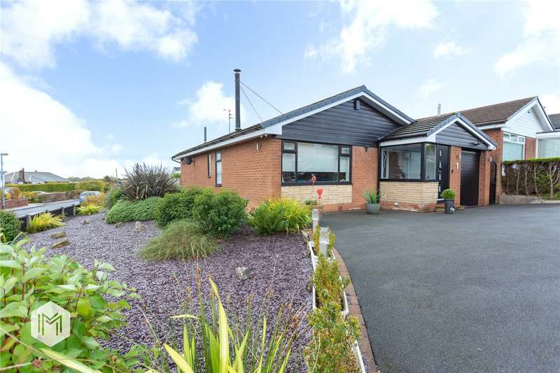 3 Bedrooms Bungalow for sale in Glenmore Road, Holcombe Brook, Bury, BL0