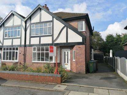 3 Bedrooms Semi Detached House for sale in Grange Park Avenue, Ashton Under Lyne, Tameside, Greater Manchester