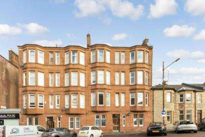 1 Bedroom Flat for sale in Cordiner Street, Glasgow, Lanarkshire