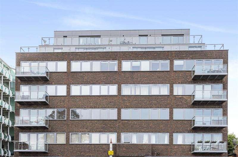 2 Bedrooms Apartment Flat for sale in Station Road, Barnet, EN5