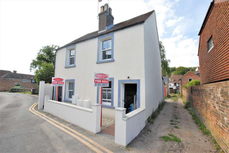 2 Bedrooms Cottage House for sale in Prospect Road, Hythe, CT21