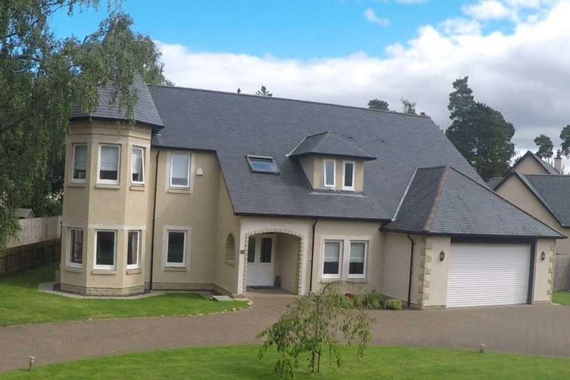 4 Bedrooms Detached House for sale in Macduff Way, Murthly, Perth, PH1