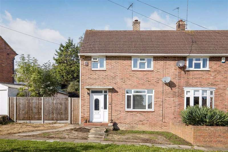 3 Bedrooms End Of Terrace House for sale in Ascot Road, Orpington, Kent