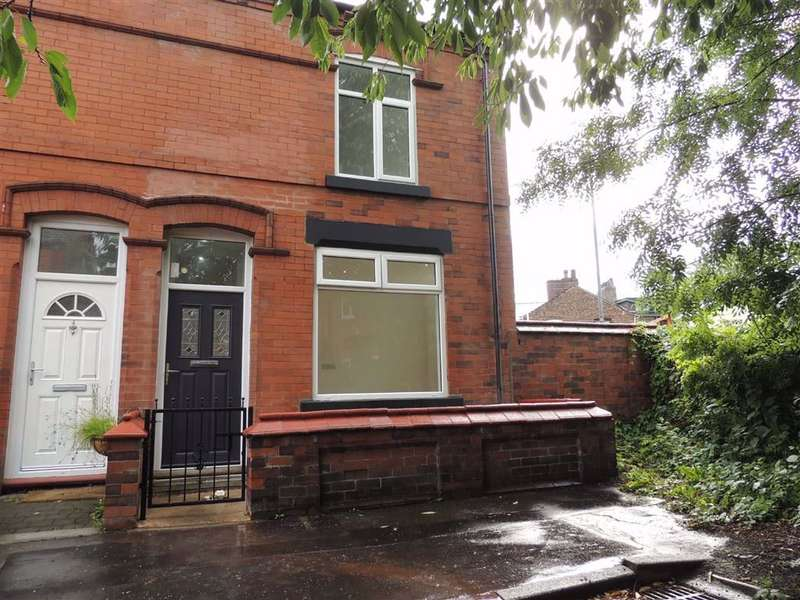 3 Bedrooms End Of Terrace House for sale in Wallis Street, Newton Heath, Manchester
