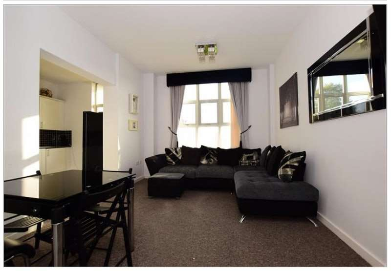 2 Bedrooms Flat for sale in Ripple Road, Barking, London, IG11