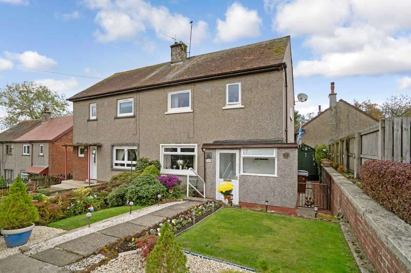2 Bedrooms Semi Detached House for sale in Finlaystone Road, Kilmacolm