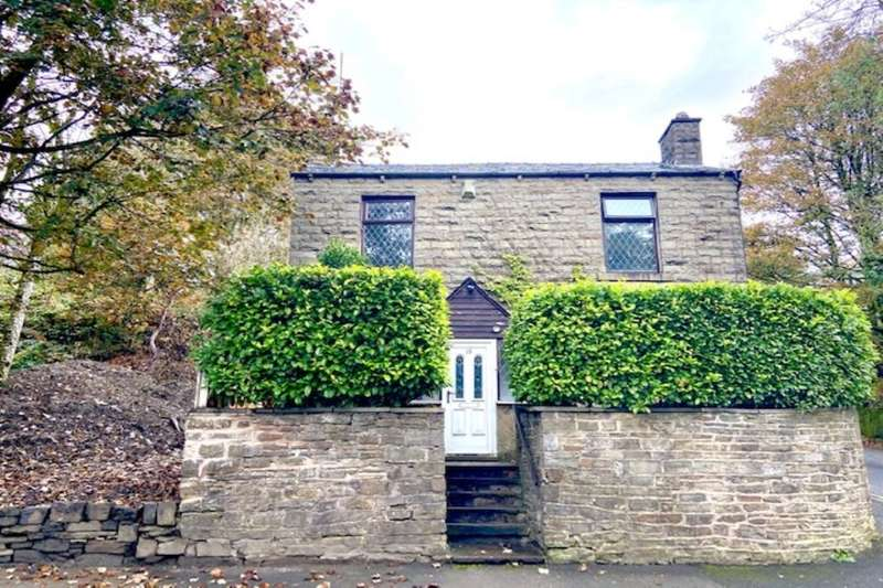 3 Bedrooms Detached House for rent in Stoneholme Industrial Estate Stoneholme Road, Rossendale, BB4