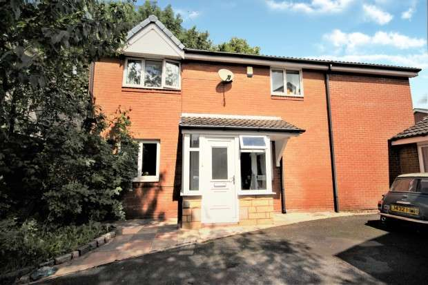 3 Bedrooms Detached House for sale in St. Marys Close, Preston, PR1