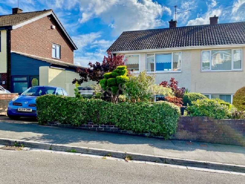 3 Bedrooms Semi Detached House for sale in Aberthaw Circle, Off Chepstow Road, Newport. NP19 9QD