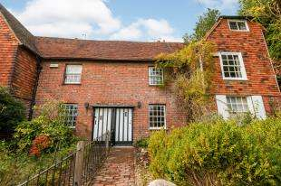 2 Bedrooms Terraced House for sale in Court Cottages, The Green, Frant, Tunbridge Wells