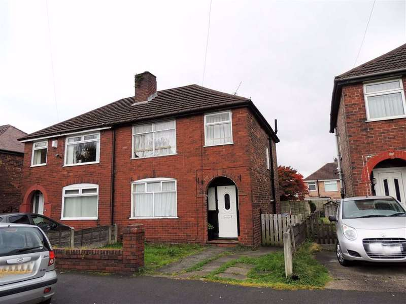 3 Bedrooms Semi Detached House for sale in Agecroft Road, Pendlebury, Manchester
