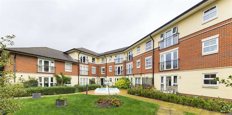 2 Bedrooms Retirement Property for rent in Rollesbrook Gardens, Southampton, SO15 5WB