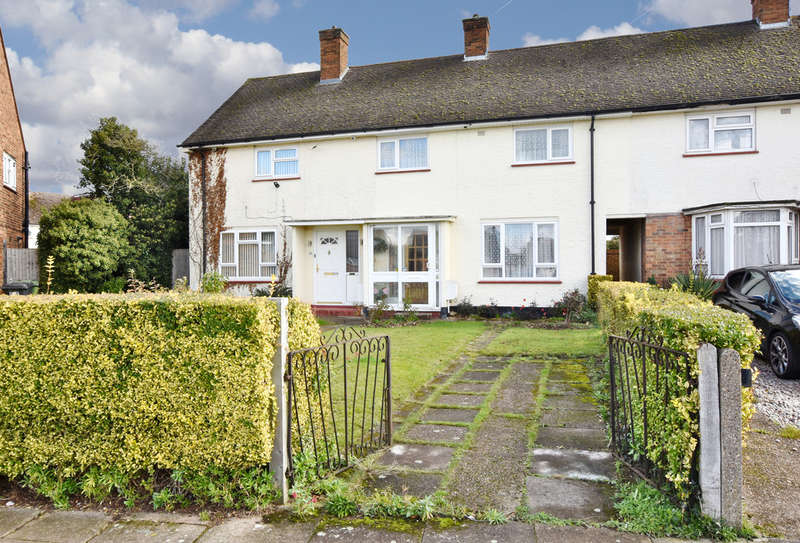 3 Bedrooms Terraced House for sale in Stud Green, Watford