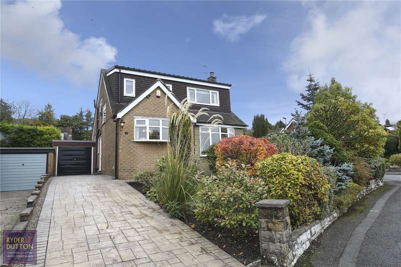 3 Bedrooms Detached House for sale in Belmont Avenue, Springhead, Oldham, OL4