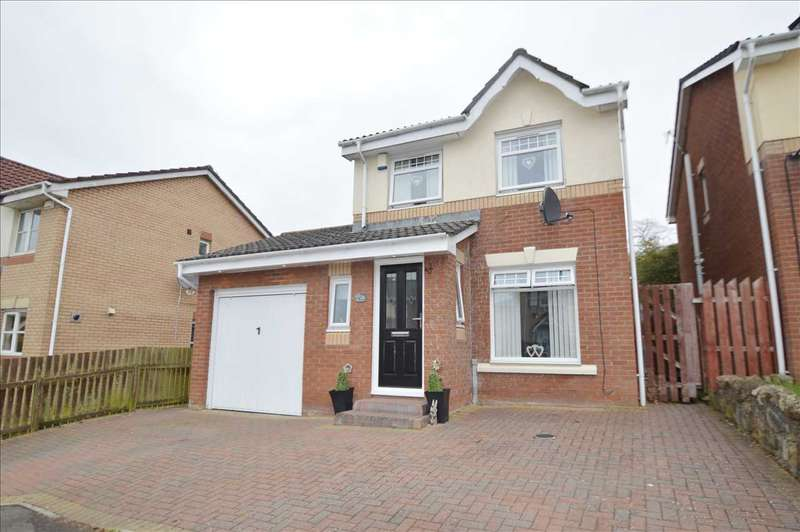3 Bedrooms Detached House for sale in Murray Crescent, Newmains