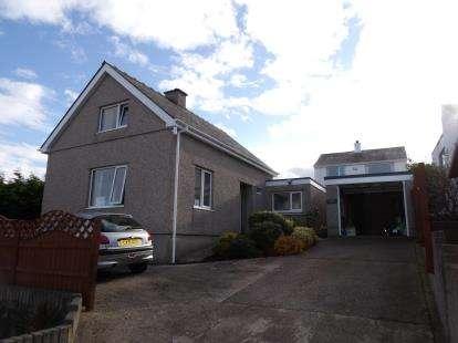 3 Bedrooms Detached House for sale in Cae Gwyn, Caernarfon, Gwynedd, LL55
