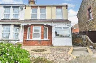 3 Bedrooms Semi Detached House for sale in Dane Crescent, Ramsgate, Kent, .