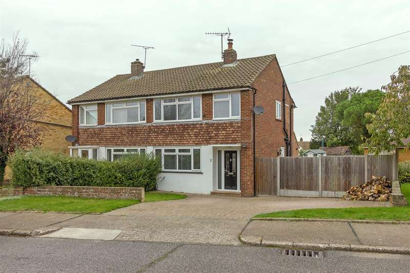 3 Bedrooms Semi Detached House for sale in West Ridge, Sittingbourne