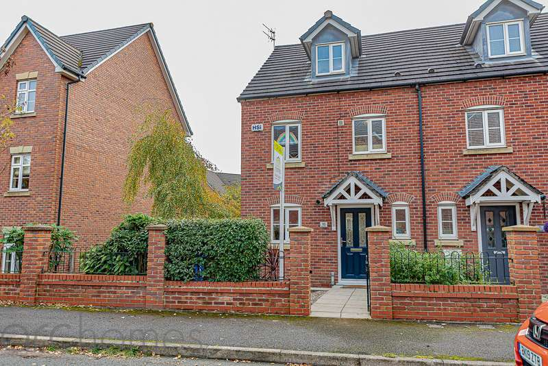 4 Bedrooms Town House for sale in Gadfield Grove, Atherton, Manchester